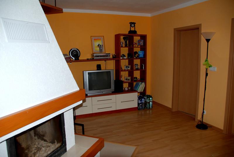 living area  in Uzovske Peklany