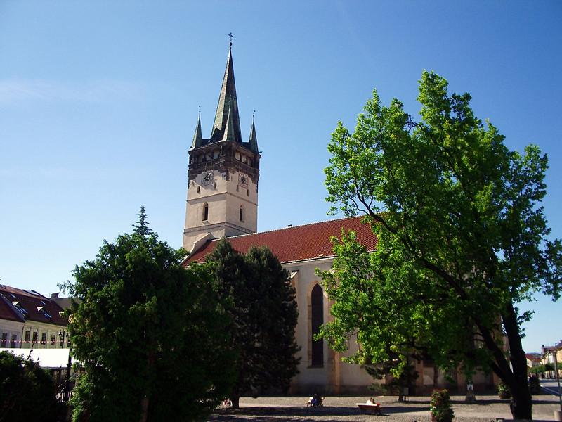 St Nicholas, Presov, Slovakia