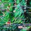 map spiske vlachy, slovakia spisky salas resturant