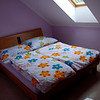 bedrooms in house in Uzovske Peklany