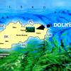 spisky salas resturant map Dolny Spis map eastern slovakia