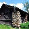 old house baclk to the 1700's Kalava, Slovakia