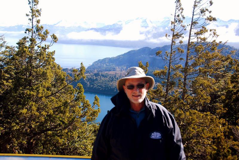 Bariloche, Argentina Campanario Hill, and scenic view