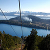 Bariloche, Argentina Campanario Hill, and scenic view