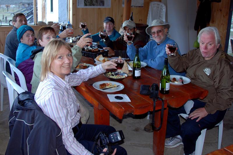 Bariloche, Argentina and more wine!