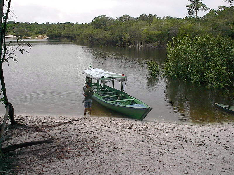 Amazon river Manaus