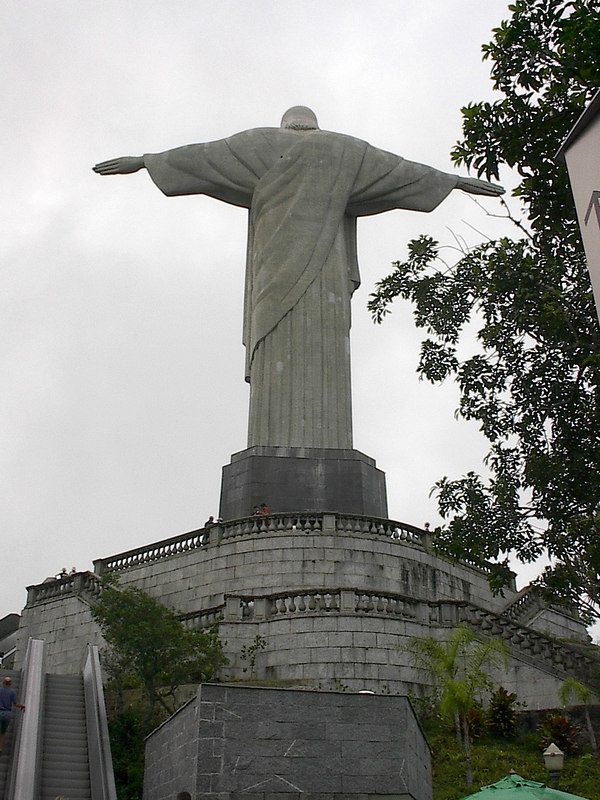 "brazil ""rio de janeiro"" ""christos "" UNESCO WORLD HERITAGE SITE"