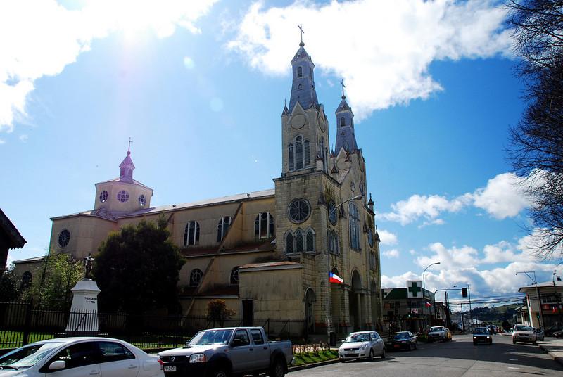 Church Iglesia San Francisco de Castro
