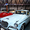CLASSIC OLD CAR STUDEBAKER SILVER HAWK