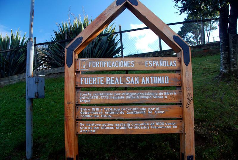 Fort San Antonio
