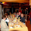 Chiloe, Chile the group at dinner