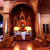 Church Iglesia San Francisco de Castro Chiloe, Chile