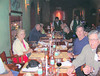 Tour final dinner in Lima (overseas adventure travel) oat machu pichu