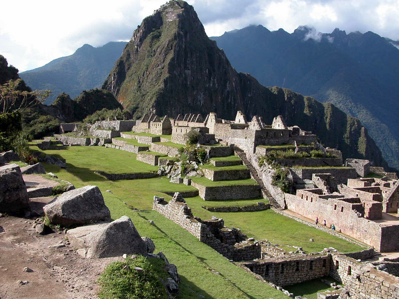 machu piccu UNESCO WORLD HERITAGE SITE