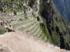 machu piccu  farming terraces UNESCO WORLD HERITAGE SITE