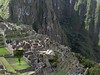 top of machu piccu UNESCO WORLD HERITAGE SITE