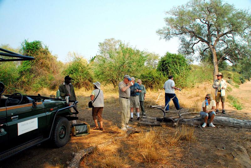 PARFURI CAMP, AFRICA SAFARI