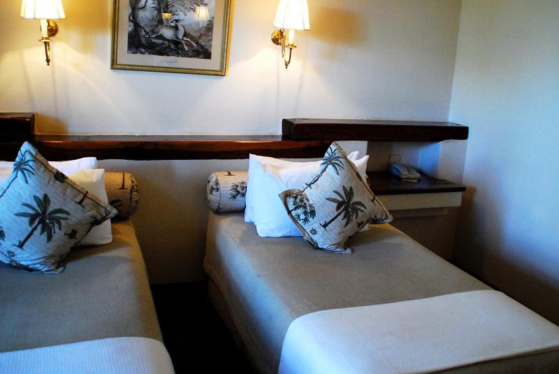 Illalla lodge hotel, victoria falls, zimbabwe