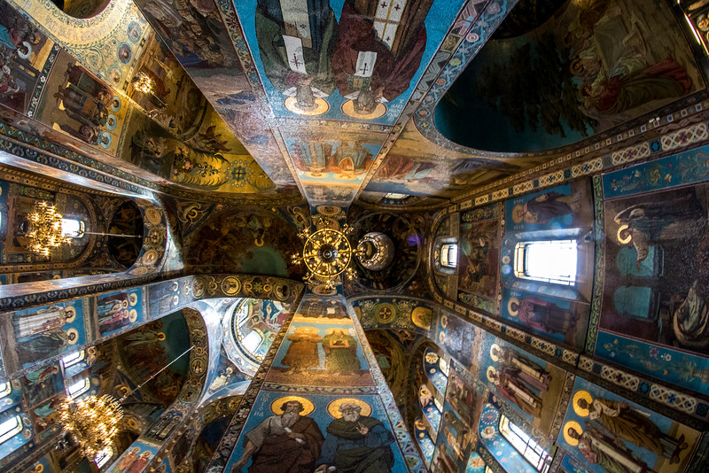 Church of the Blood, St. Petersburg, Russia