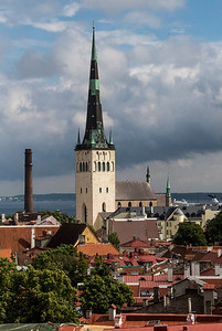St Olav's Church and Tower