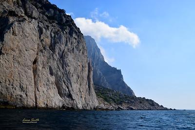 Balaklava - Admiral Ushakov Rock(291)
