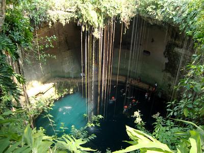 Cenote a