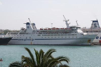 2008 - F/B SANTA MARIA I in Bari.