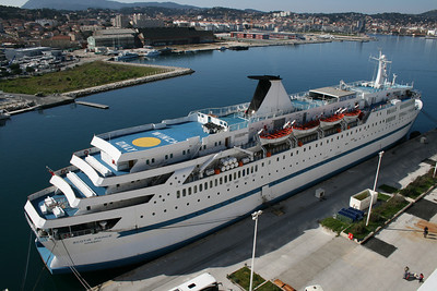 2009 - F/B SCOTIA PRINCE laid up in Toulon.