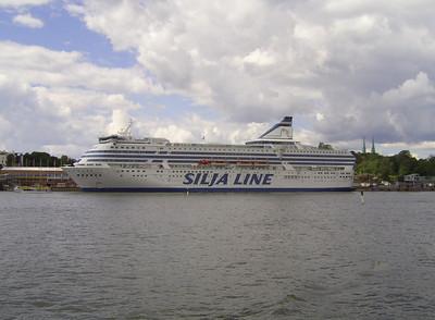 2007 - SILJA SYMPHONY in Helsinki.