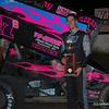 Ryan brickett 360 Sprinter WINNER