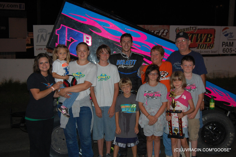 Ryan Brickett and CREW WINNERS I-90