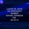WAYNE JOHNSON WINNER I-80 09-18-14