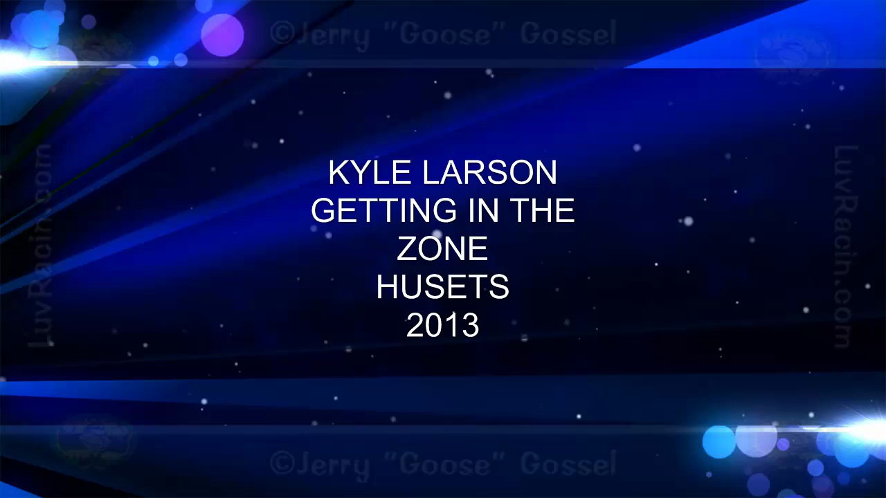 KYLE LARSON INTER.HUSETS 05-11-13