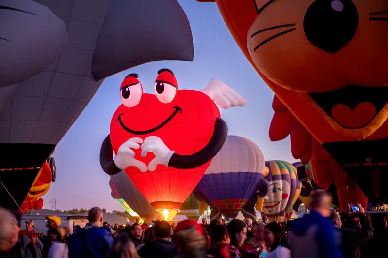 Heart Balloon V2 - John O'Neill Photography
