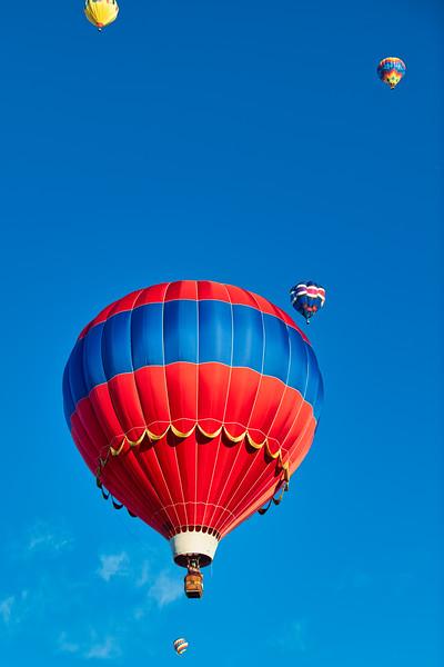 Old-Fashioned Hot Air Balloon - John O'Neill Photography