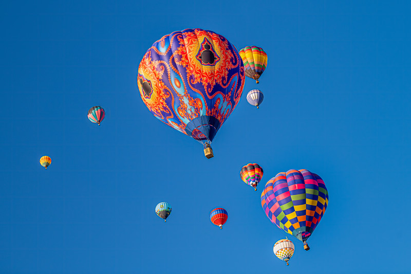 Bunch of Balloons - John O'Neill Photography