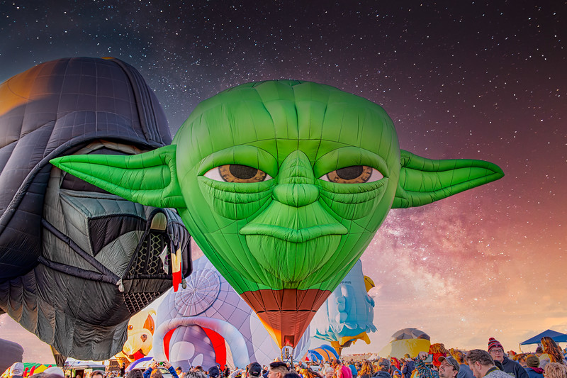 Yoda - Galaxy Version - John O'Neill