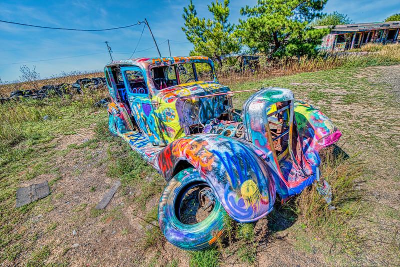 Bad Tire - John O'Neill Photography