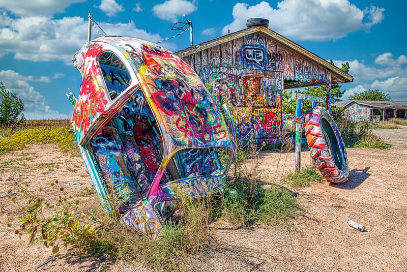 Bug Tire House - John O'Neill Photography