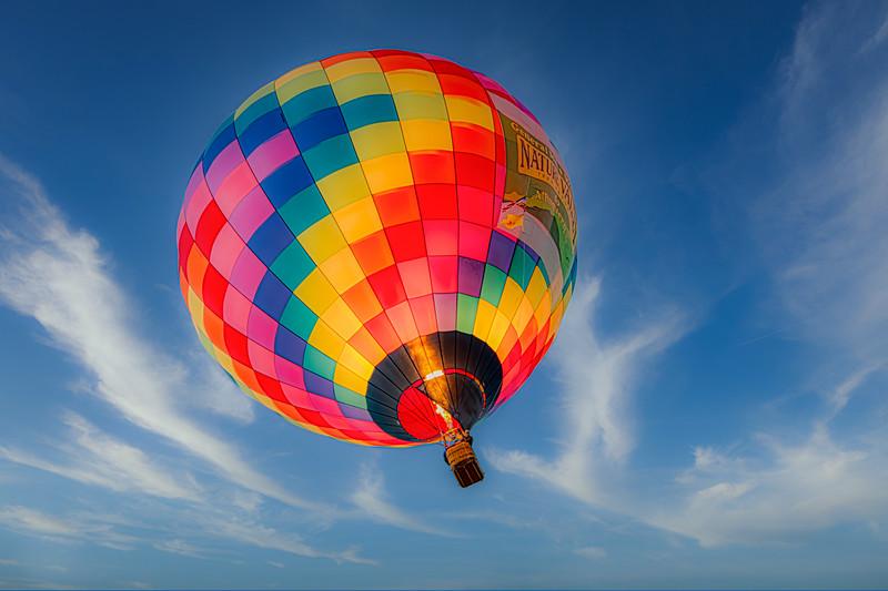Nature Valley Balloon - John O'Neill Photography