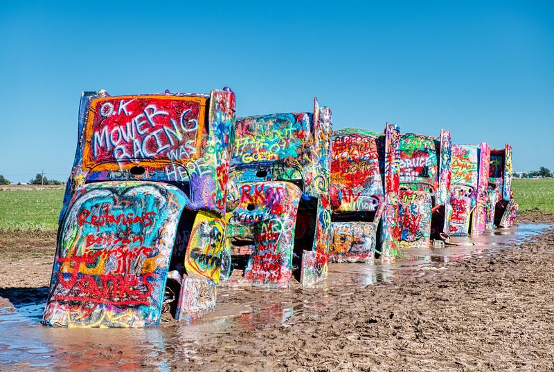 Graffiti Row - John O'Neill Photography