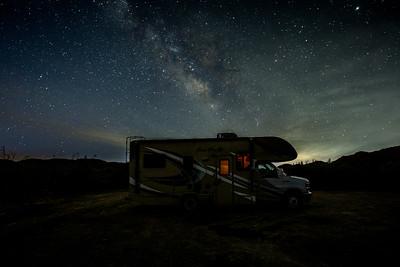 Camping Mittry Lake
