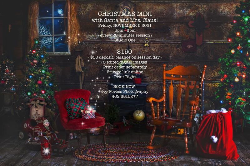Christmas Mini - November 5 2021