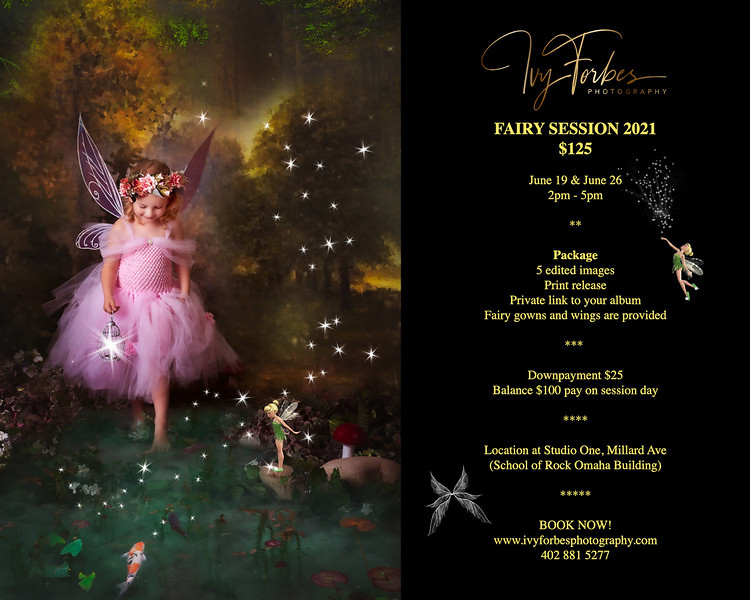 Fairy Session 2021
