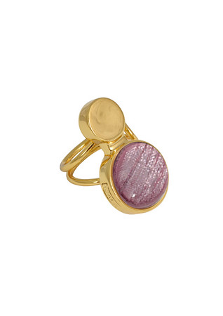 MOON RING SPARKLE PINK