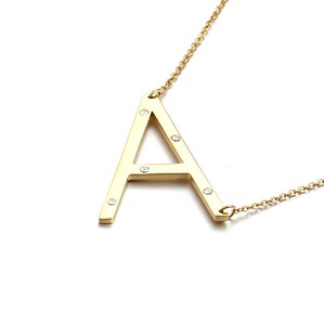 "IDENTITY LETTER ""A"""