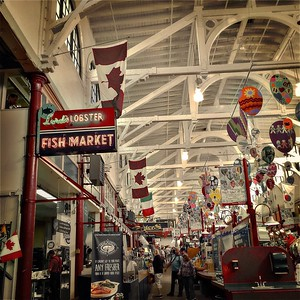 City Market, Saint John, New Brunswick