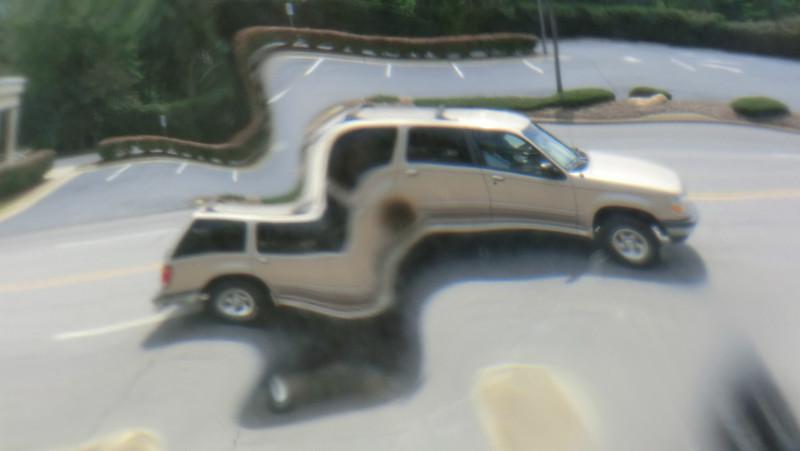 July 30 2011   Dali's stretch limo