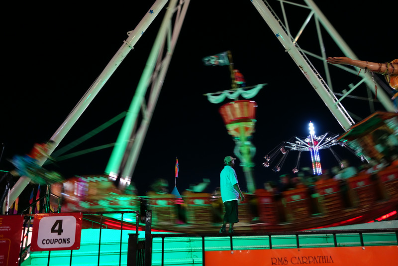August 19 2014  Night at the Appalachian State Fair