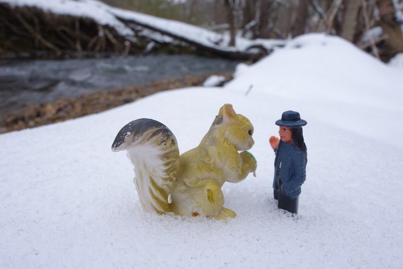 February 26 2015  Squirrel conversation